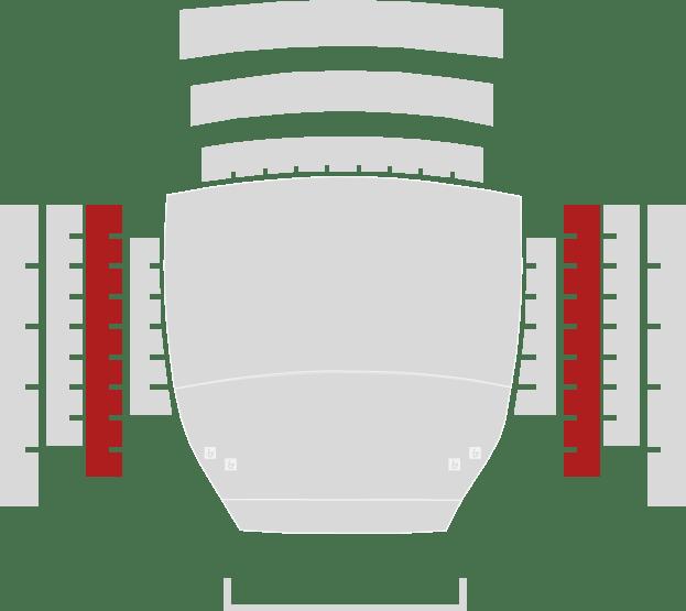 Camarotes Laterais